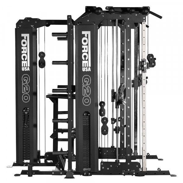 Force USA G20 All-In-One Functional Trainer With Lat Pull Down-61