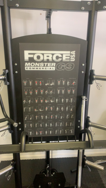 Force USA G9 All-In-One Functional Trainer-2