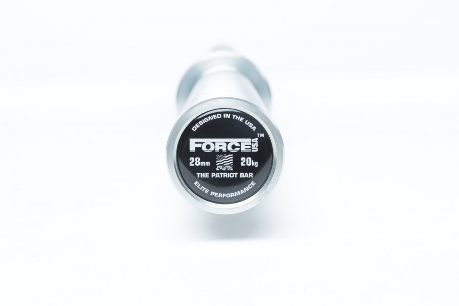 FORCE USA Patriot Olympic Barbell - Crossfit Tested-1