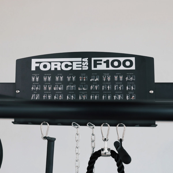 Force USA F100 All-In-One Functional Trainer-22