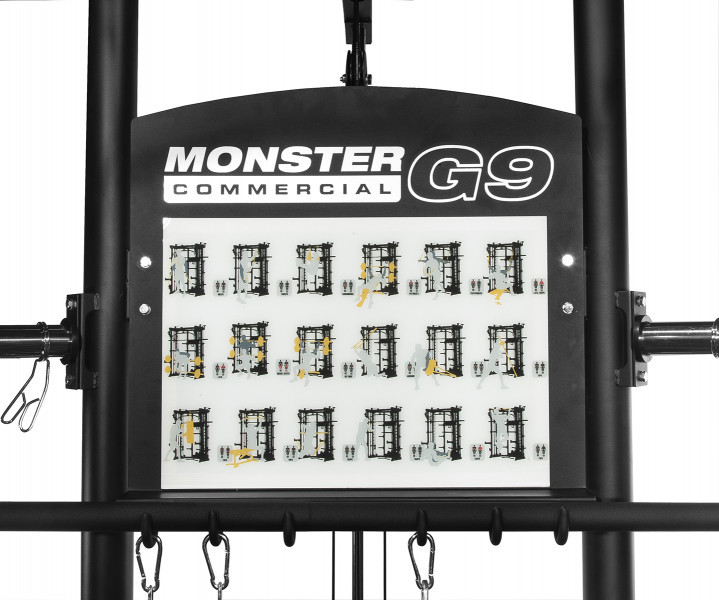 Force USA G9 All-In-One Functional Trainer-10