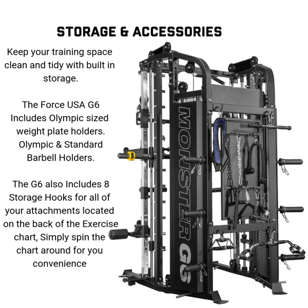 Force USA G6 All-In-One Functional Trainer-19