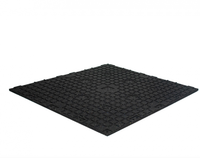GymFit Connect Gym Flooring 20mm Dark Grey-7