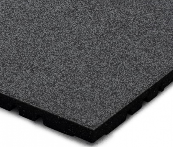 GymFit Connect Gym Flooring 20mm Dark Grey-13