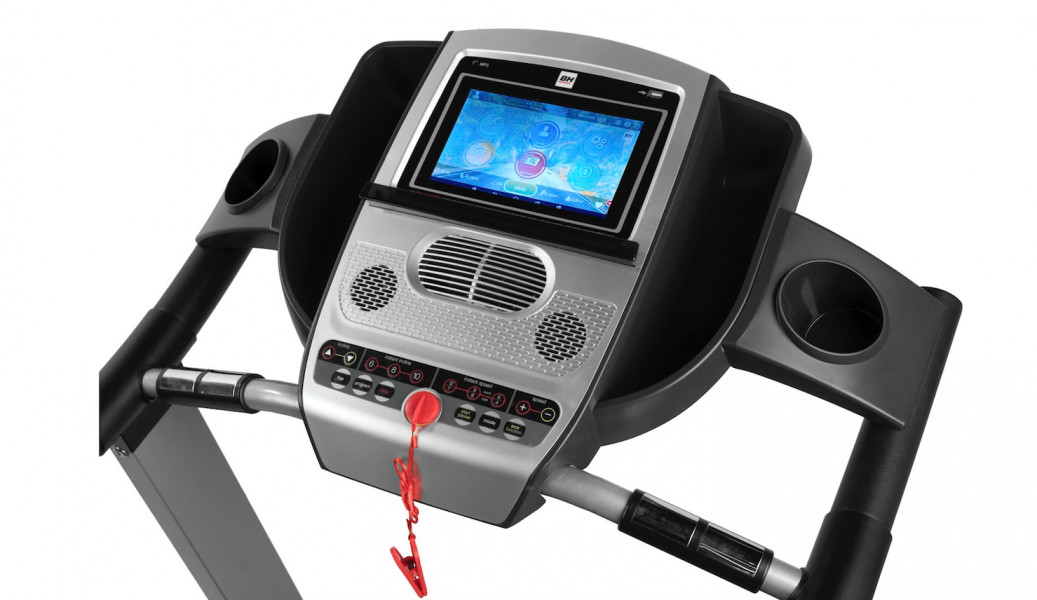 BH Fitness Pioneer R5 Treadmill with Touch & Fun technology-7