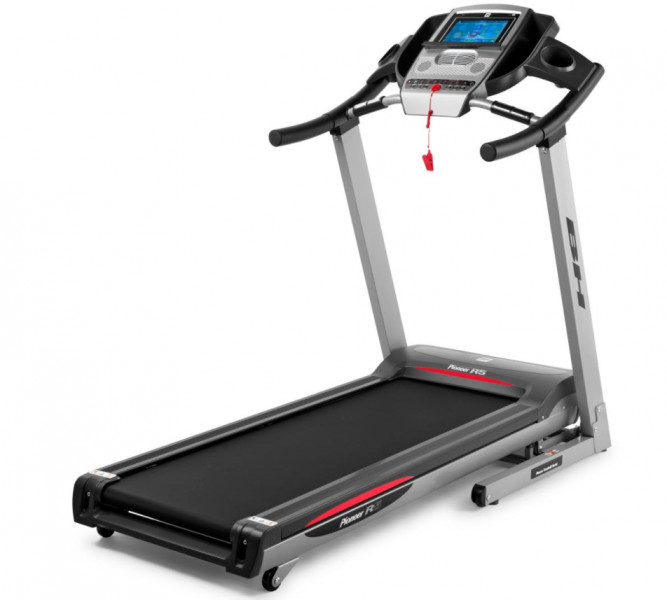 BH Fitness Pioneer R5 Treadmill with Touch & Fun technology-1