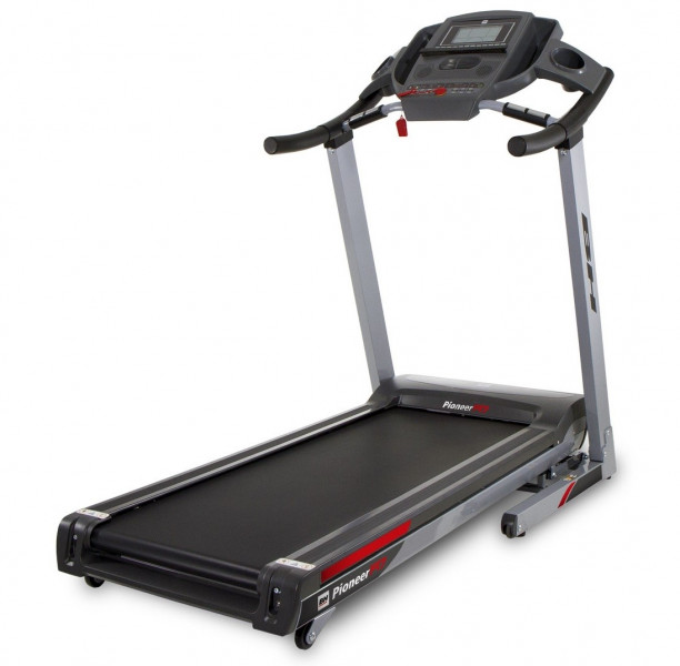 BH Fitness Pioneer R7 Treadmill with Touch & Fun technology-1