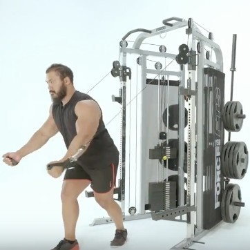 Force USA Functional Trainer Garage Gym Package-2