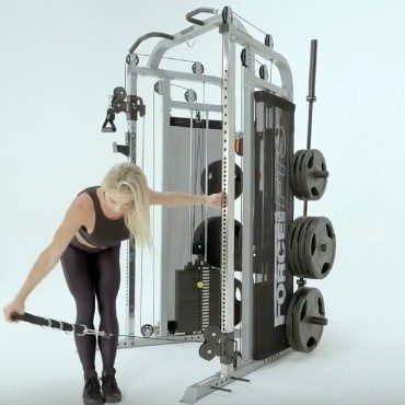 Force USA Functional Trainer Garage Gym Package-10