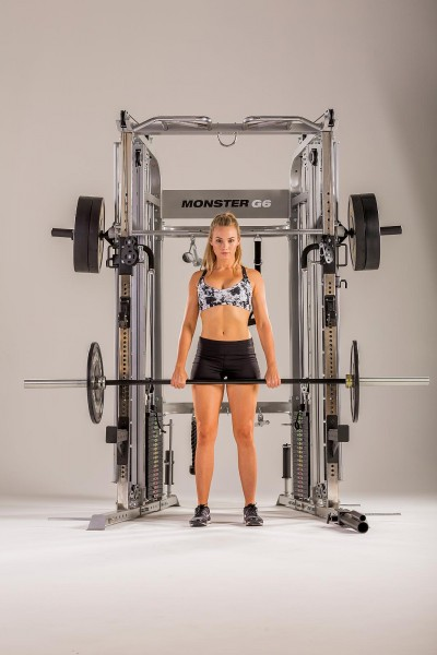 Force Usa Commercial G6 Monster Smith Machine