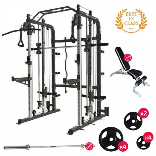 Force USA Monster G3 Smith Machine Pioneer Package-2