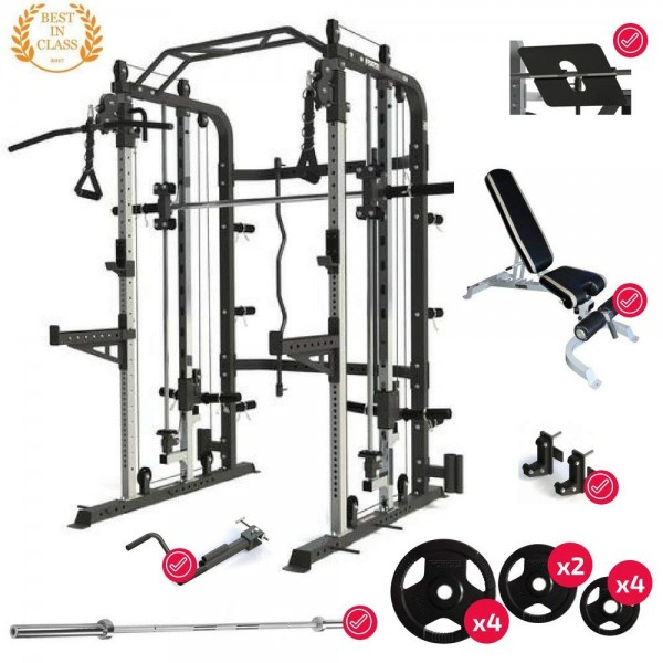 Force USA Monster G3 Smith Machine Ultimate Package-7