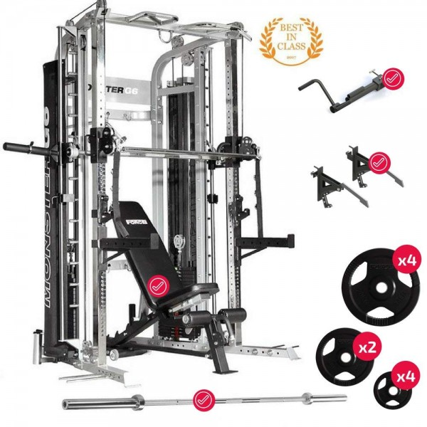 Force USA Monster G6 Smith Machine Ultimate Package-1