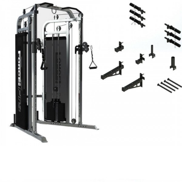 Force USA Multi Functional Trainer Select Package-7