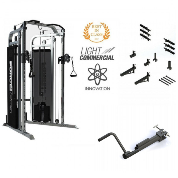 Force USA Multi Functional Trainer Select Package-10