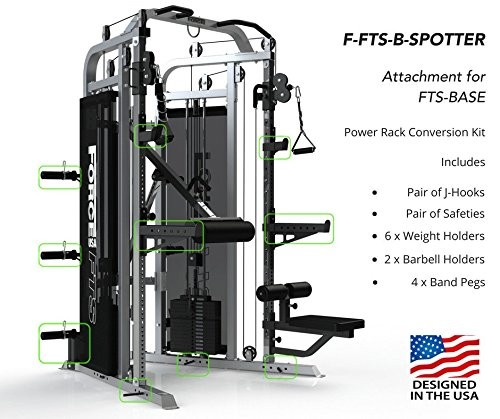 Force USA Multi Functional Trainer Ultimate Package-2