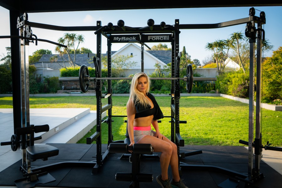 Force USA MyRack Ultimate Power Rack Package-37