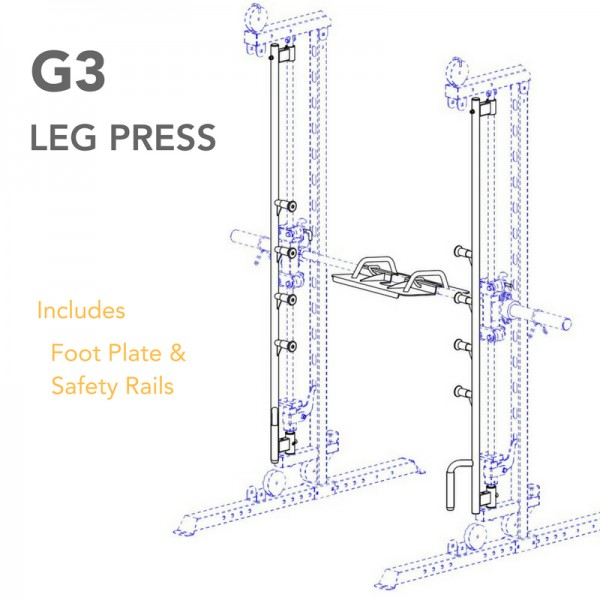 Monster G3 Leg Press Option-2