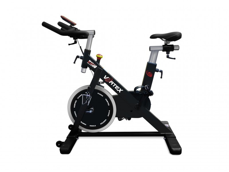 Vortex V1000 Commercial Grade Spin Bike With Free LCD Monitor-22