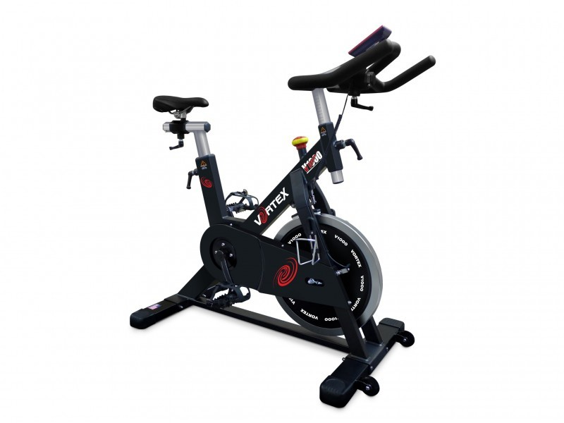 Vortex V1000 Commercial Grade Spin Bike With Free LCD Monitor-2