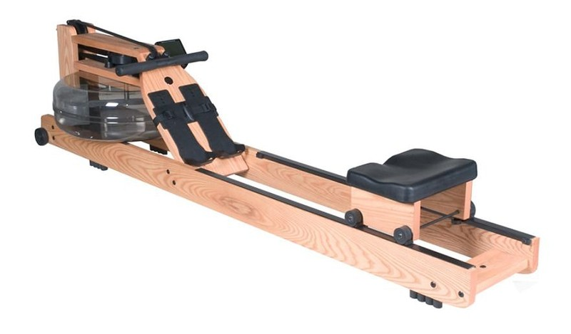 WaterRower Natural in Solid Ash Rowing Machine-1
