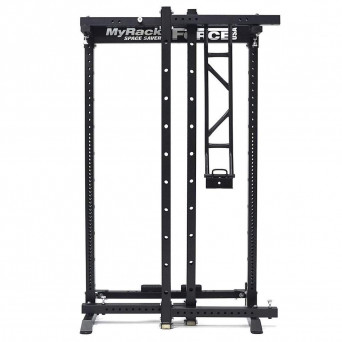 Force USA Folding MyRack SpaceSaver Foldable Power Rack Essentials