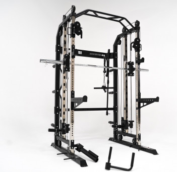 Force USA G3 All-In-One Functional Trainer & Weight Plate Package