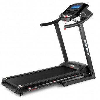 BH Fitness Pioneer R2 Treadmill with Touch & Fun technology