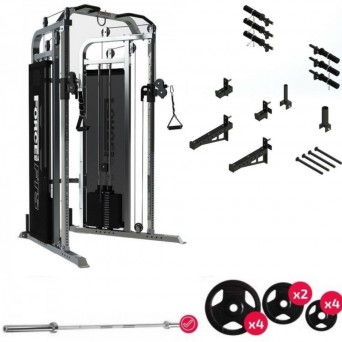 Force USA Functional Trainer Garage Gym Package