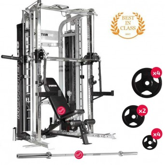 Force USA Monster G6 Smith Machine Select Package