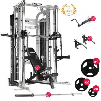 Force USA Monster G6 Smith Machine Ultimate Package