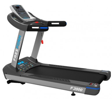 FreeForm Commercial Treadmill 6HP AC Motor F2000 Endurance